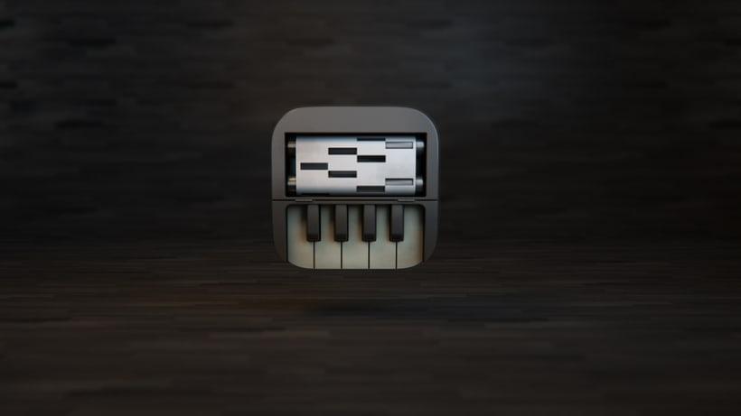Pianola game 0