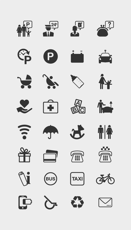 Iconos servicios c.c. habaneras 2