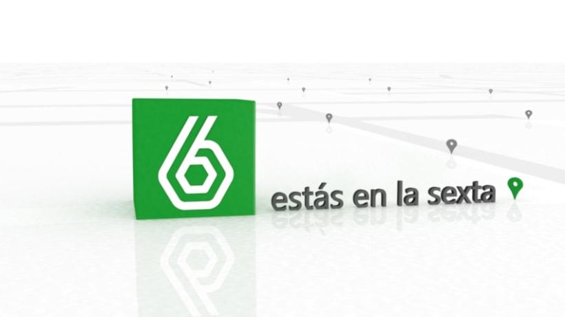 Bumper La Sexta. 2