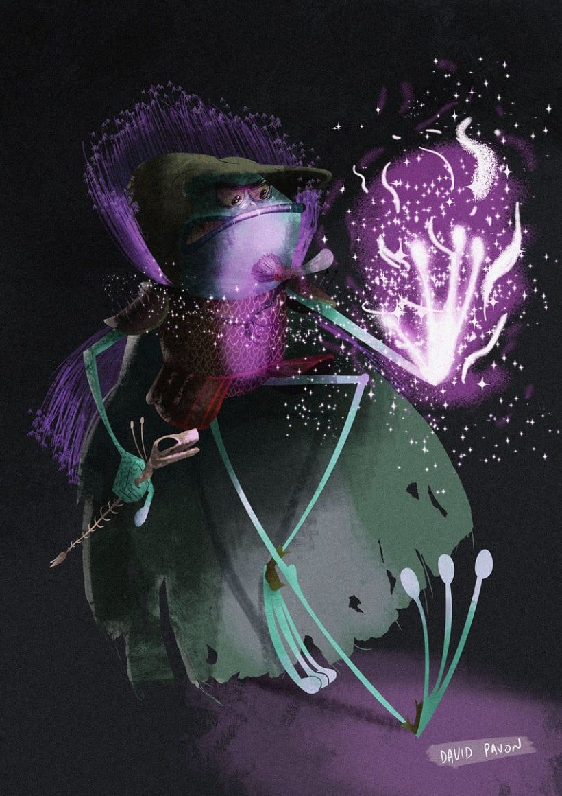 Warlock -1