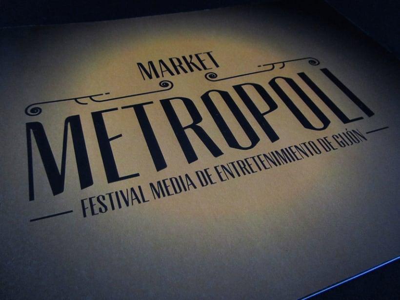 Metrópoli 1