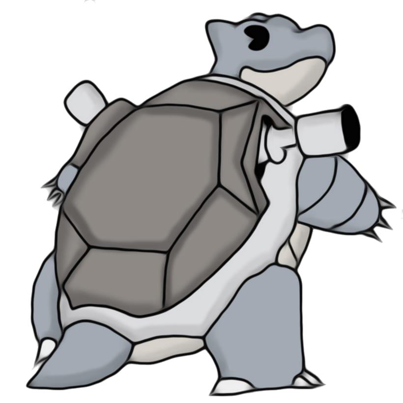 ilustraciones pokemon 0