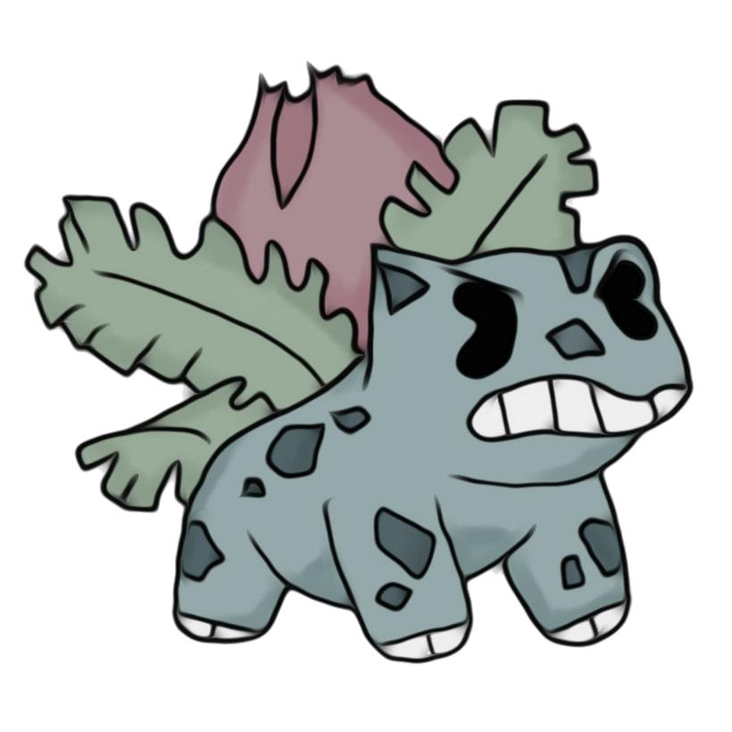 ilustraciones pokemon 7