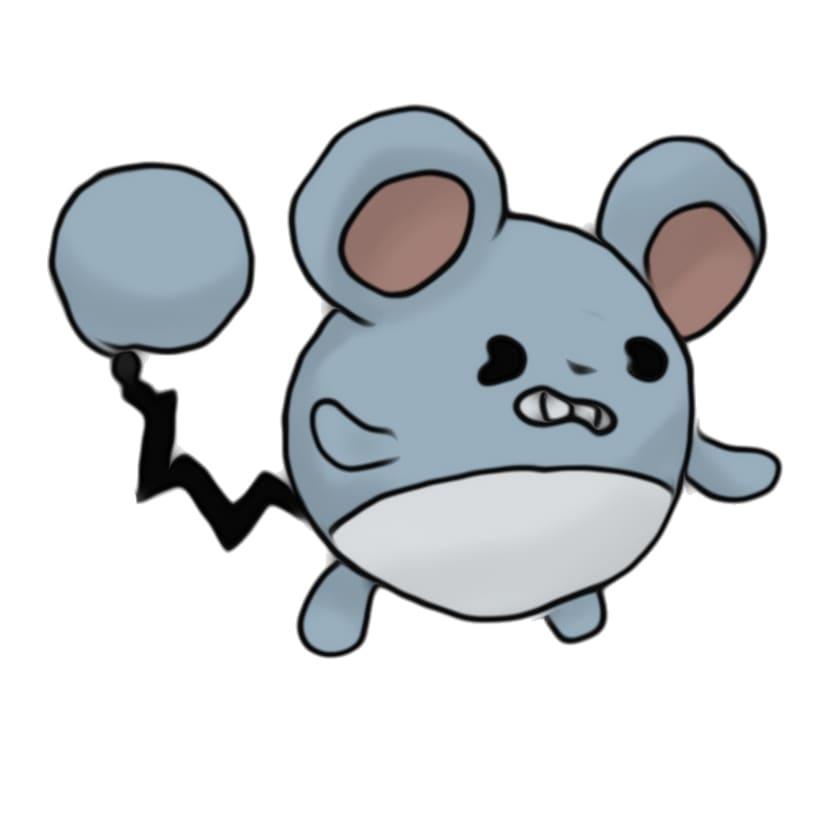 ilustraciones pokemon 11