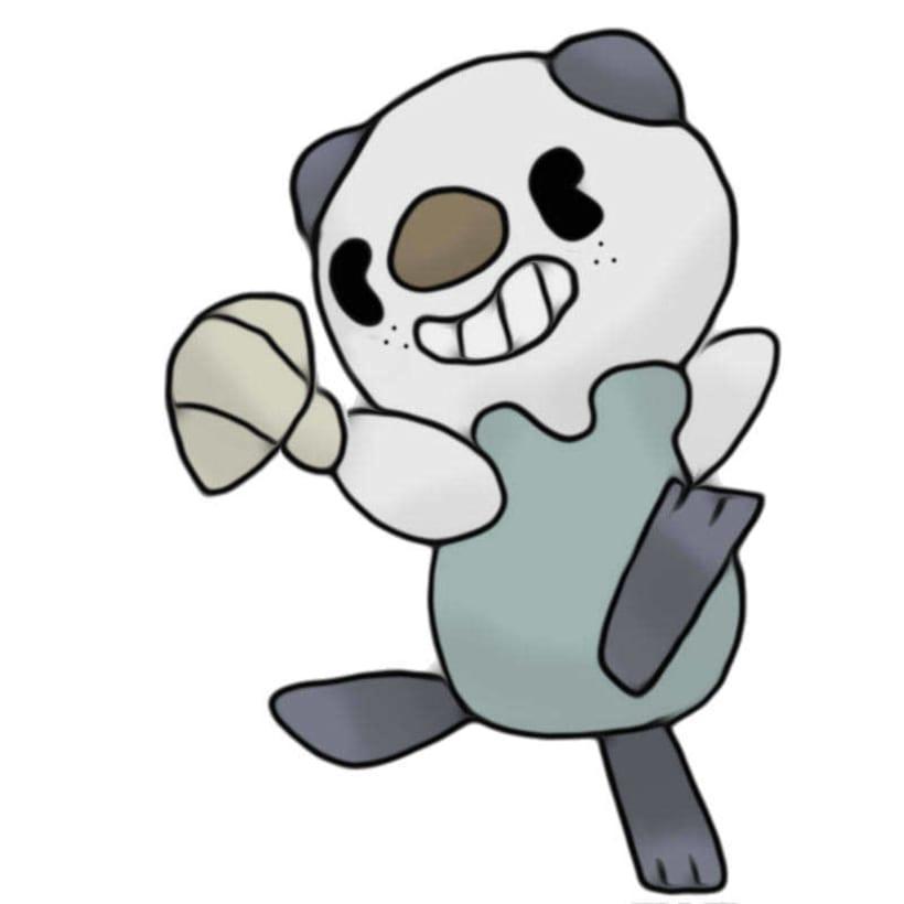 ilustraciones pokemon 13