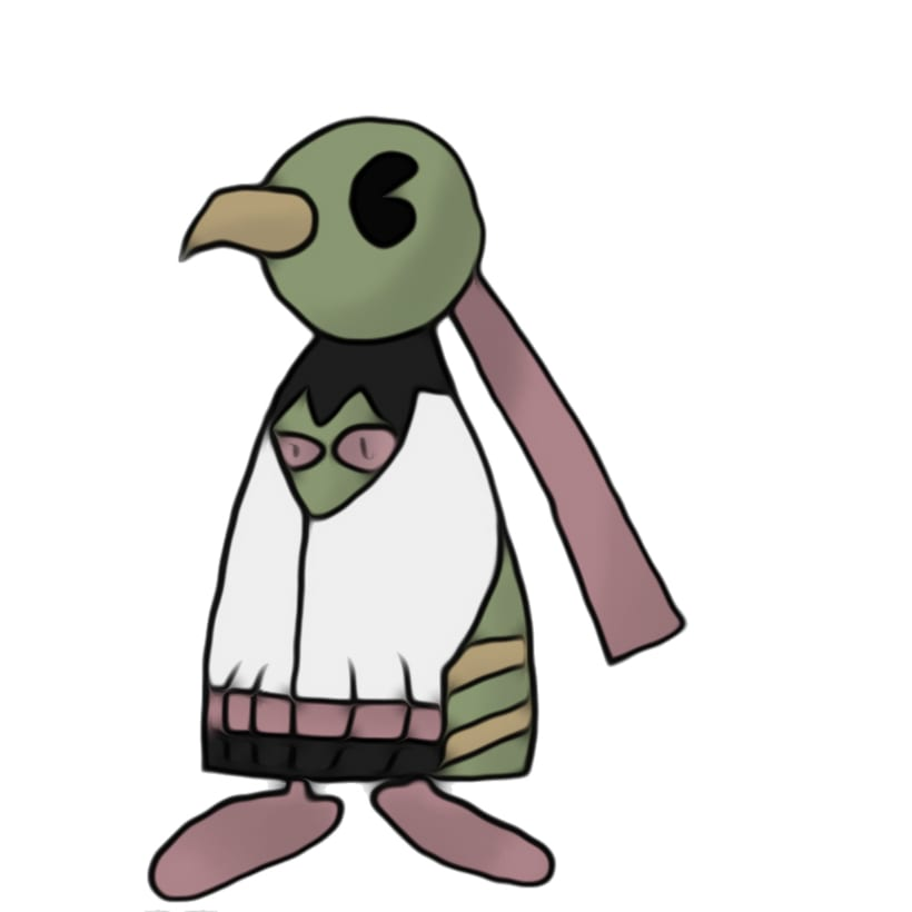 ilustraciones pokemon 22