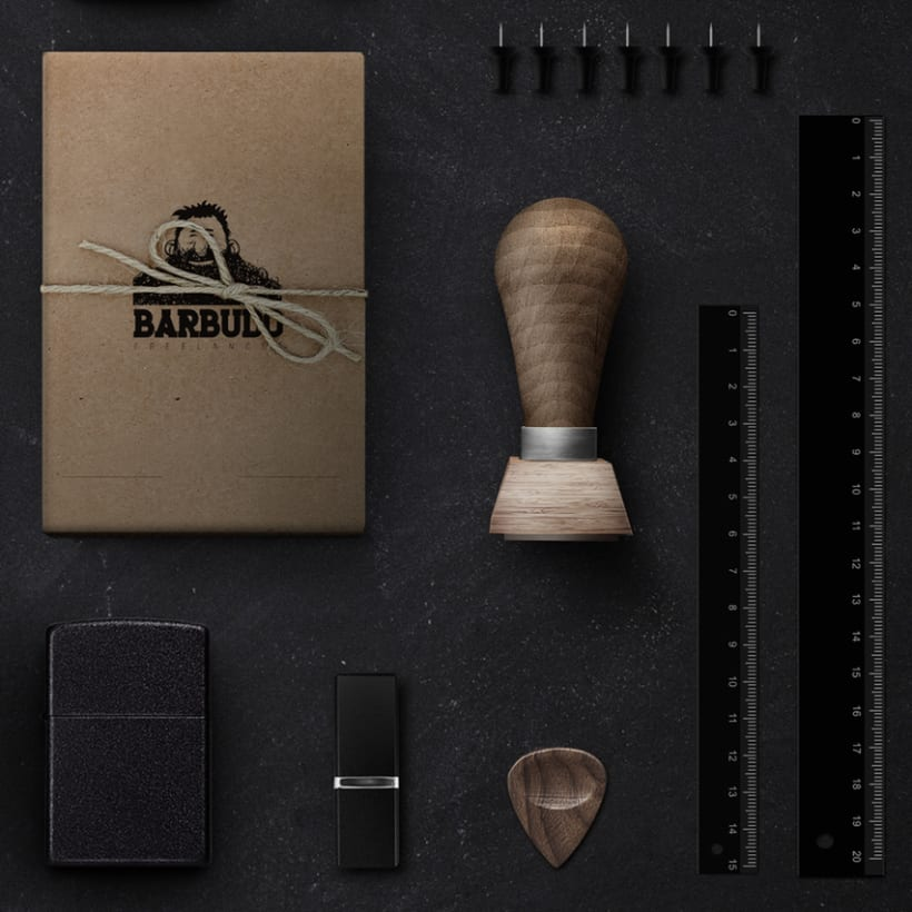 Identidad - Barbudo 7