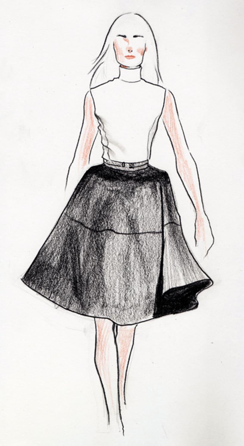 Sketches Moda 1