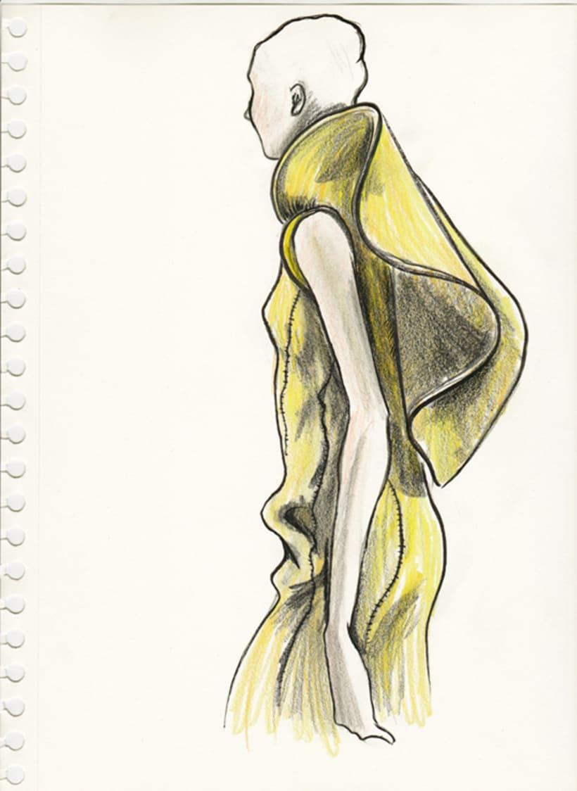 Sketches Moda 2