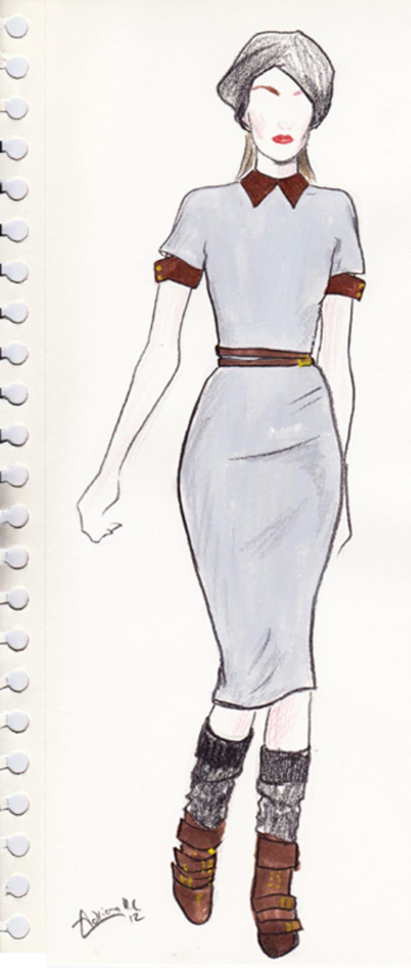 Sketches Moda 3