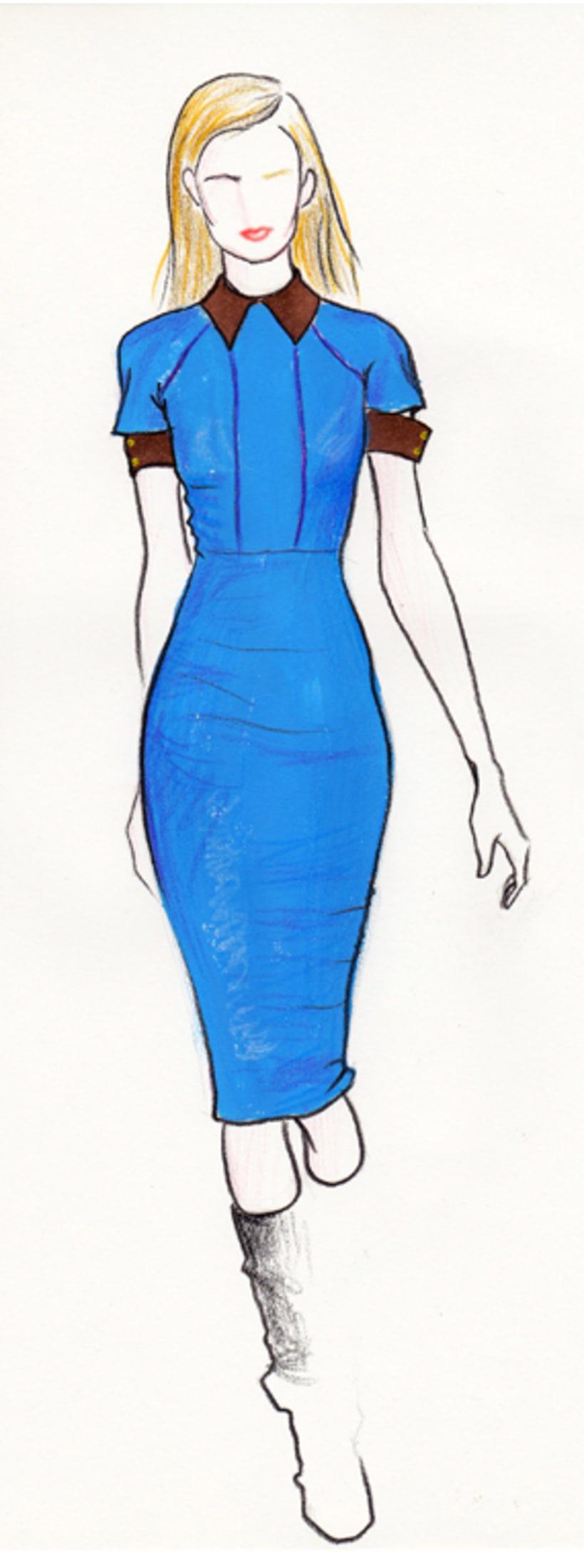Sketches Moda 9