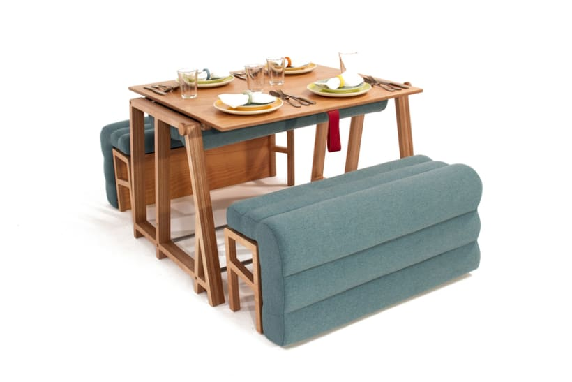 MOODY, el hermano pequeño del 3MOODS: sofá + mesa 2