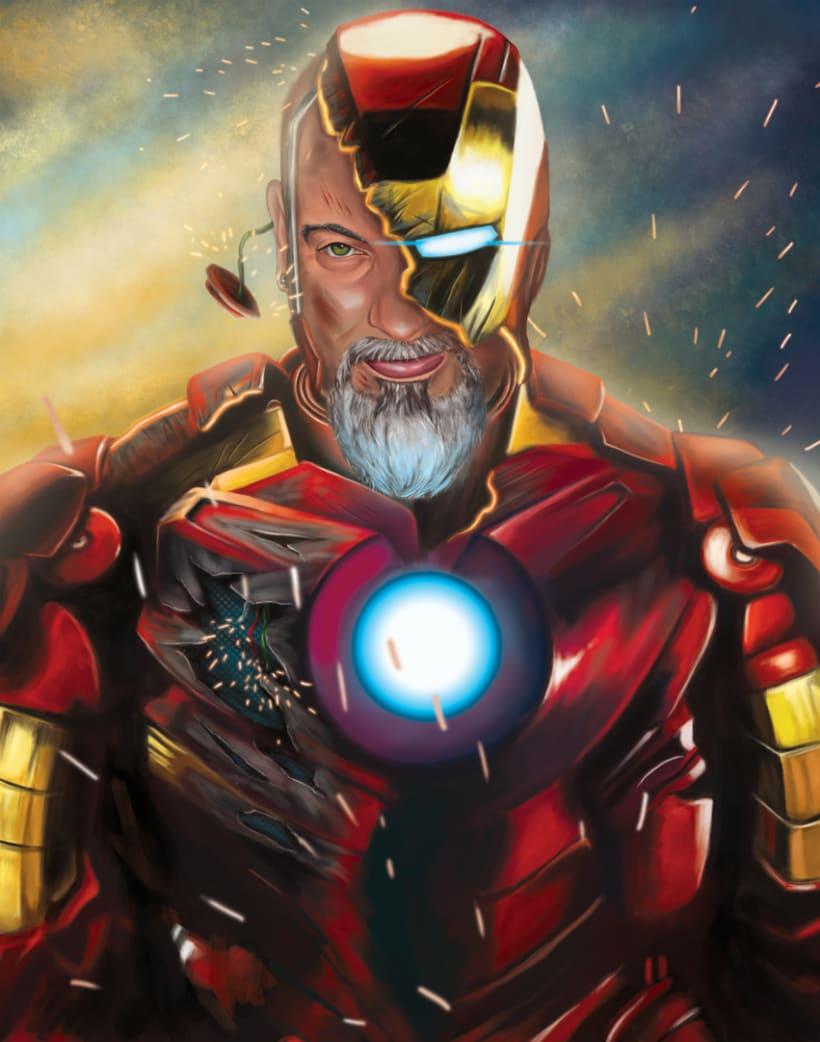 Iron Beard 0