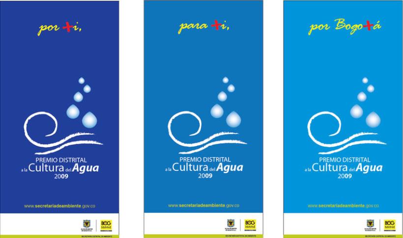 Premio Distrital a la Cultura del Agua 2009 1