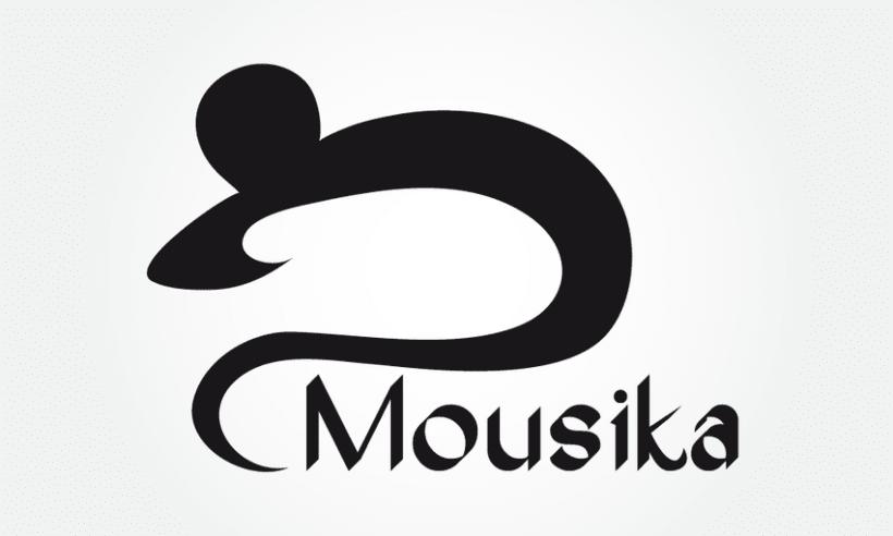 Identidad corporativa Mousika 2