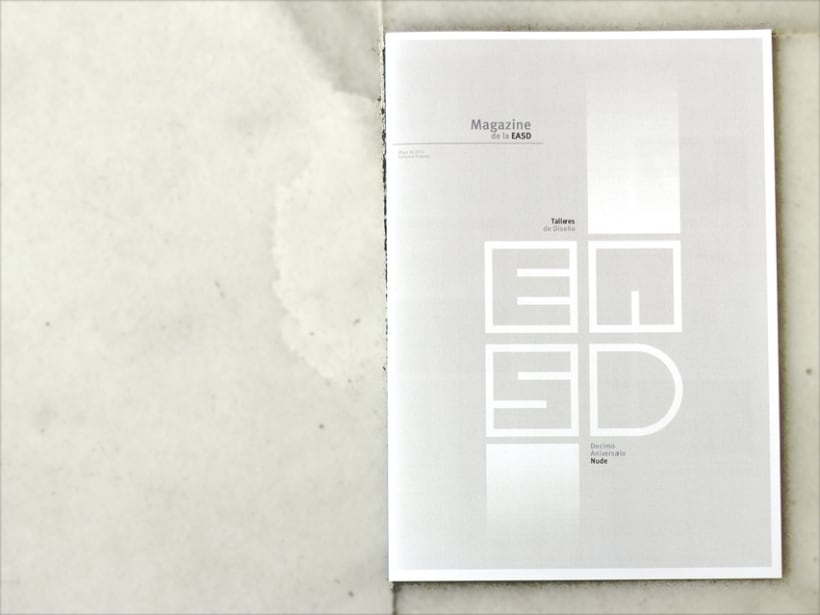 EASD Magazine 1