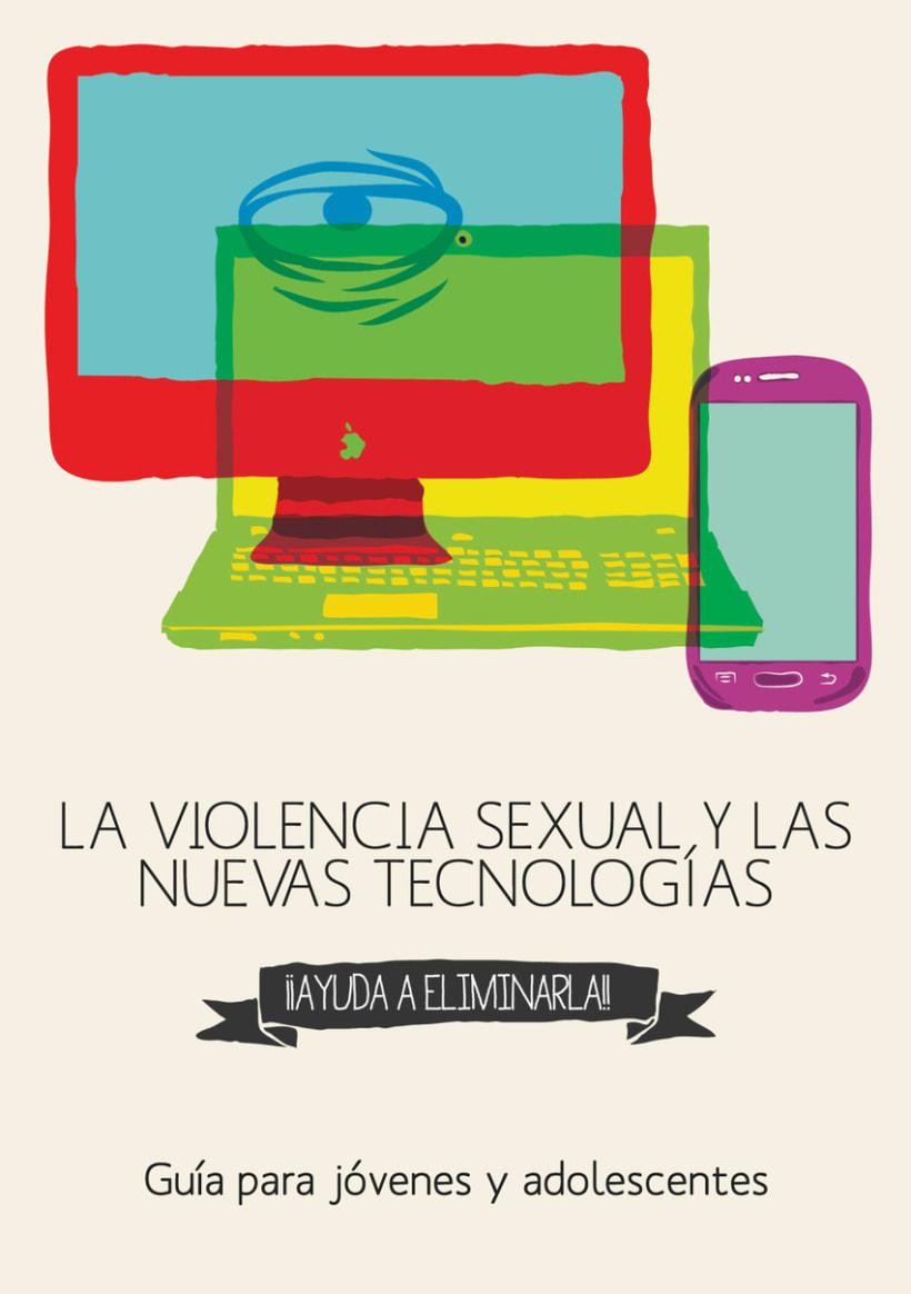 C.A.V.A.S - Guía para jóvenes sobre violencia sexual y nuevas tecnologías 0