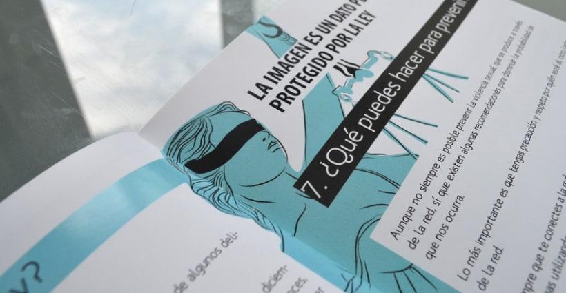 C.A.V.A.S - Guía para jóvenes sobre violencia sexual y nuevas tecnologías 18