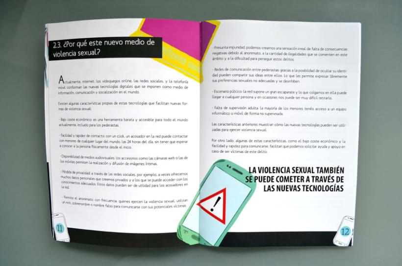 C.A.V.A.S - Guía para jóvenes sobre violencia sexual y nuevas tecnologías 6