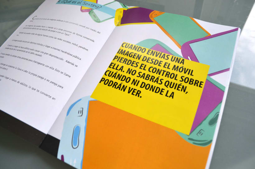 C.A.V.A.S - Guía para jóvenes sobre violencia sexual y nuevas tecnologías 10