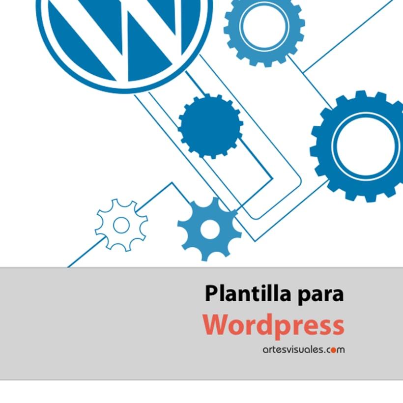 Diseñando Temas de WordPress -1