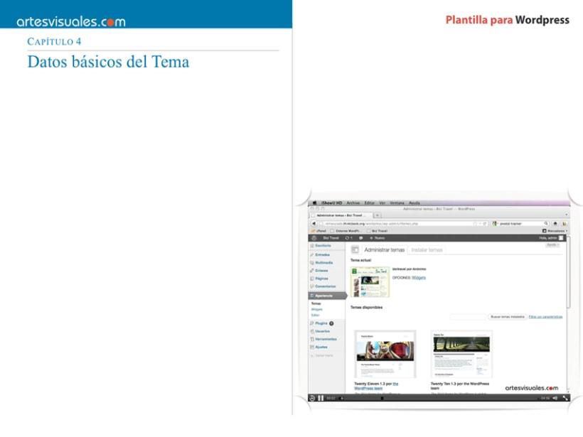 Diseñando Temas de WordPress 2