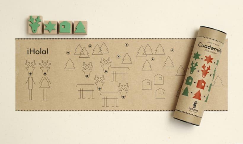 Christmas stamps set 2