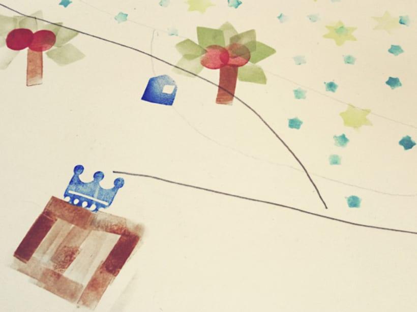 Christmas stamps set 5