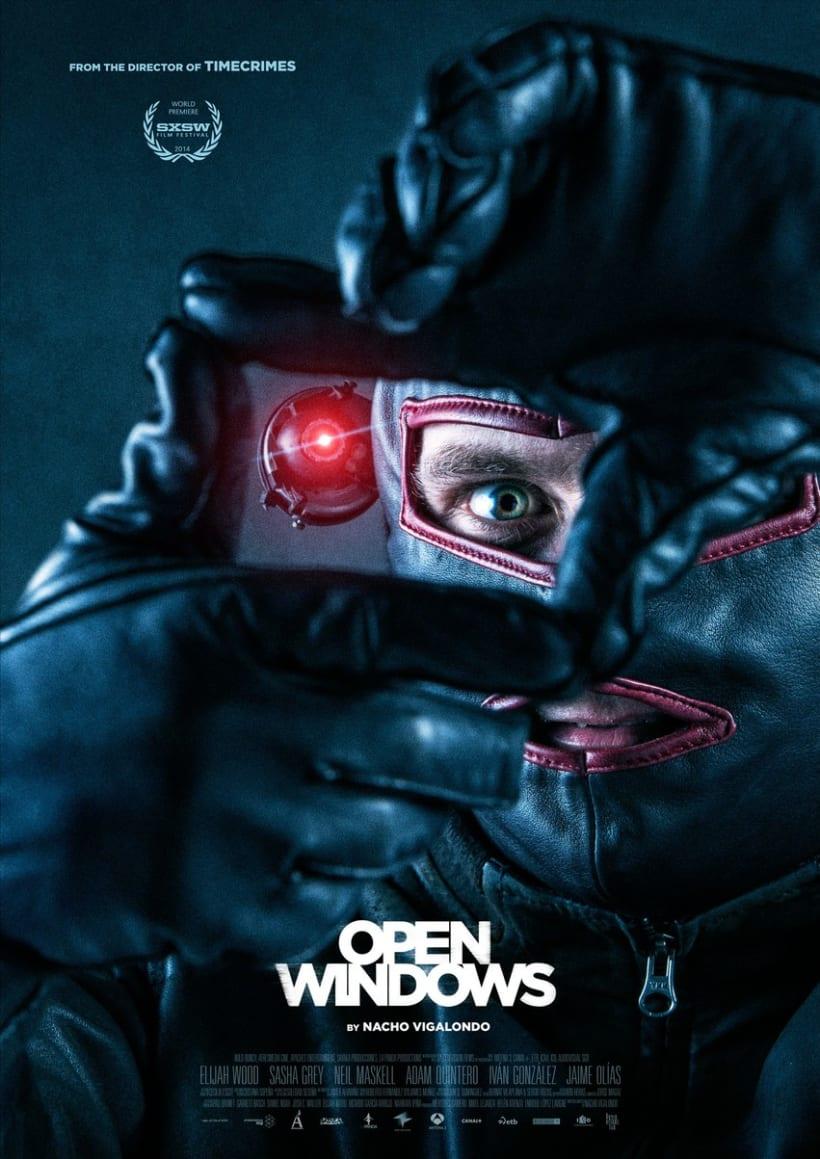 Posters de Open Windows 1