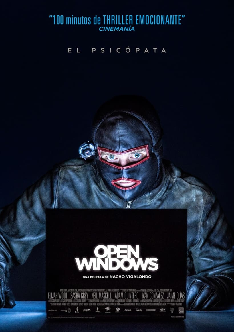 Posters de Open Windows 2