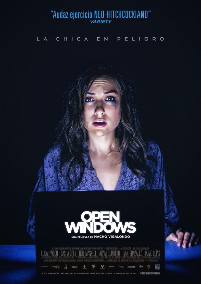 Posters de Open Windows 3