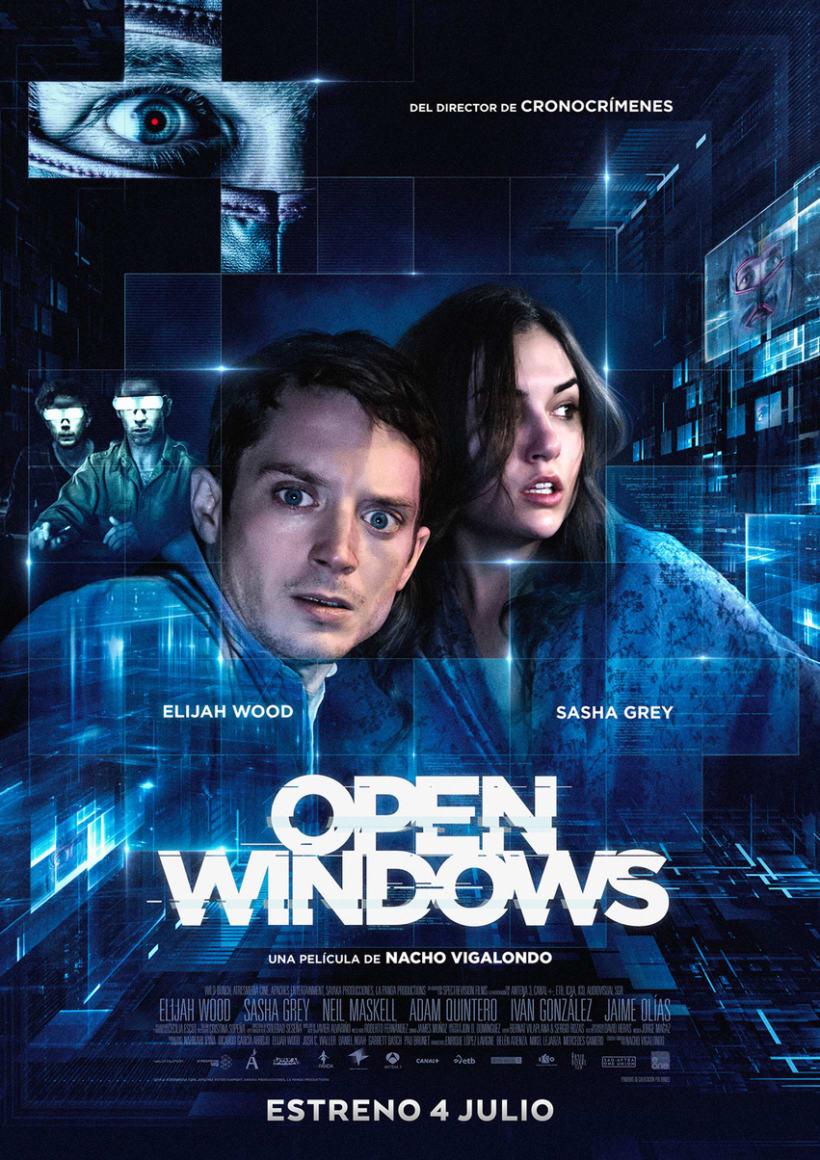 Posters de Open Windows 5