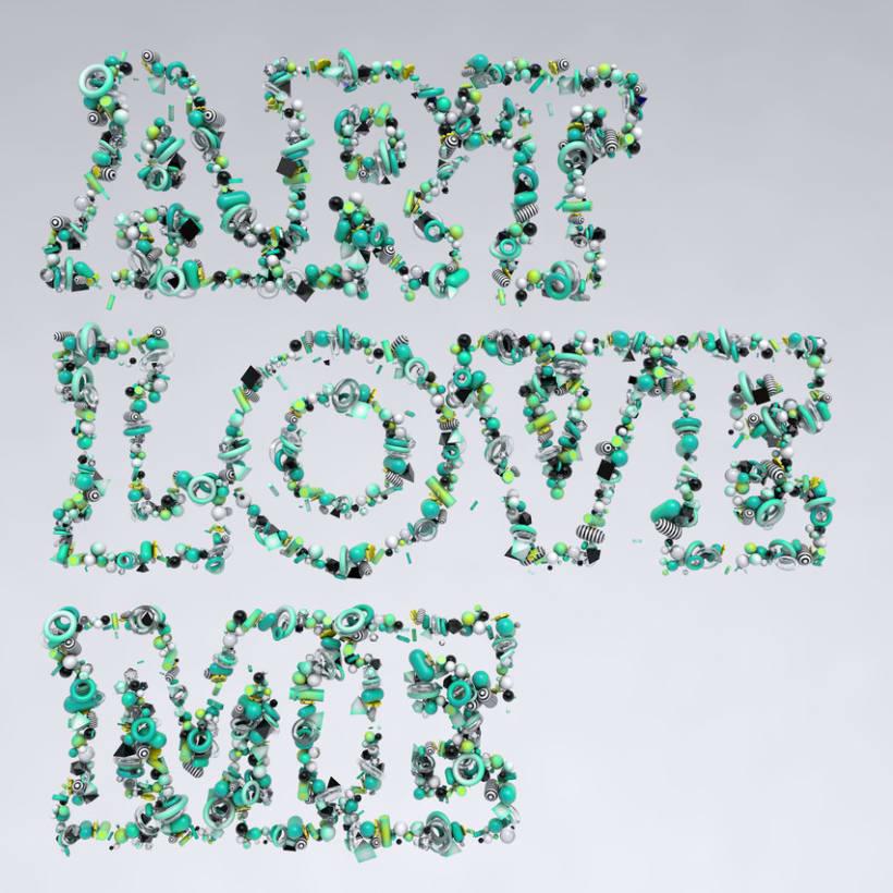Art love me 2