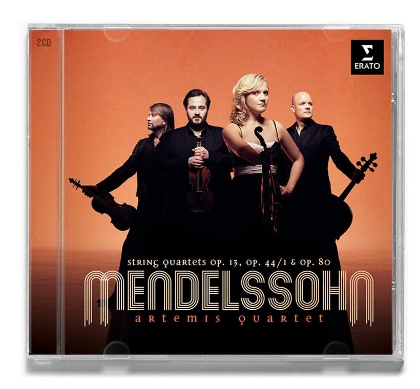 Artemis Quartet - Mendelssohn 2