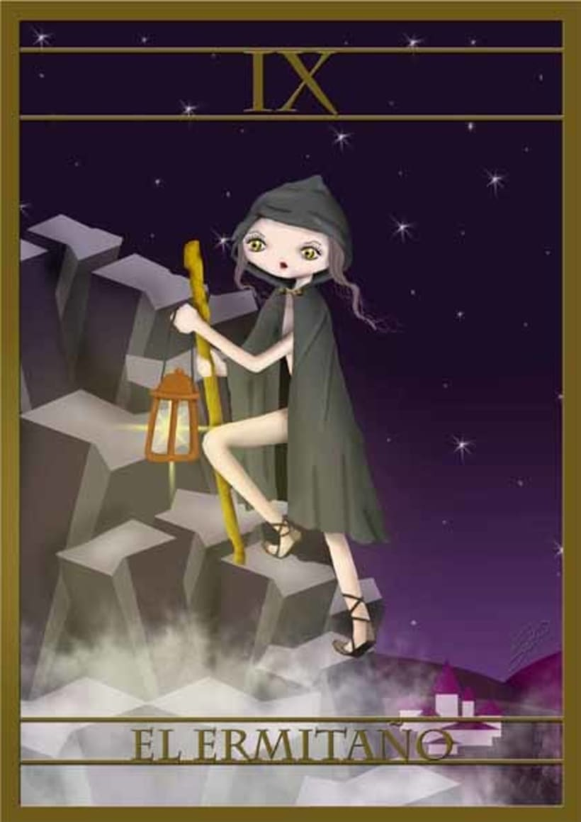 Tarot 9