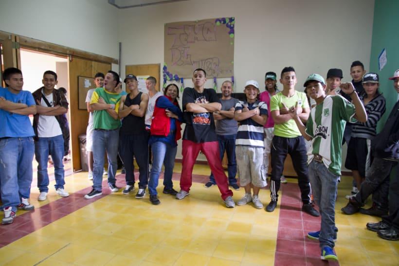 Proyecto Ícaro: Secretaría de Juventud y la Universidad de Antioquia. Taller: resolución de conflictos 2