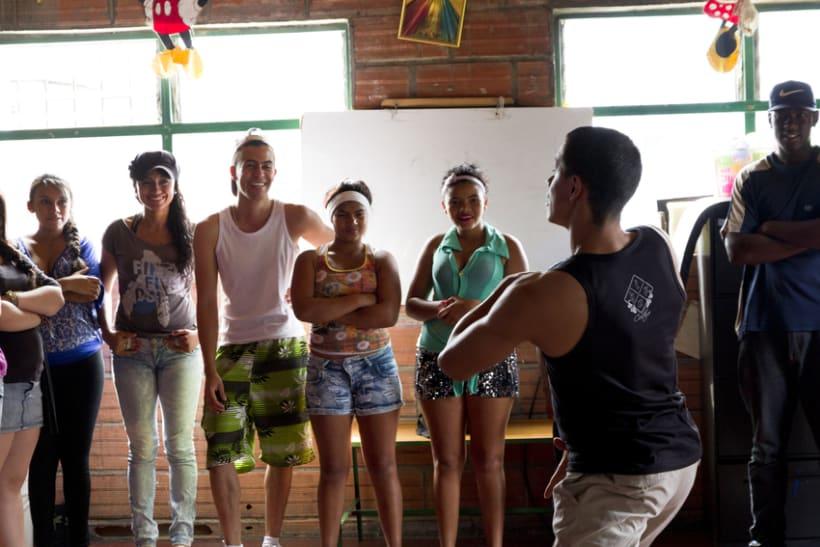Proyecto Ícaro: Secretaría de Juventud y la Universidad de Antioquia. Taller: resolución de conflictos 5