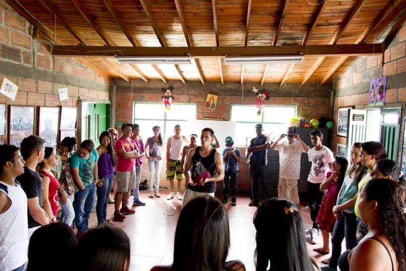 Proyecto Ícaro: Secretaría de Juventud y la Universidad de Antioquia. Taller: resolución de conflictos 6