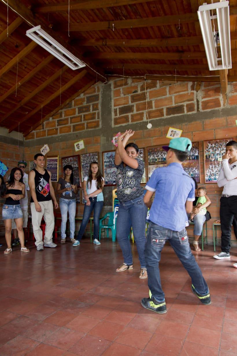Proyecto Ícaro: Secretaría de Juventud y la Universidad de Antioquia. Taller: resolución de conflictos 7