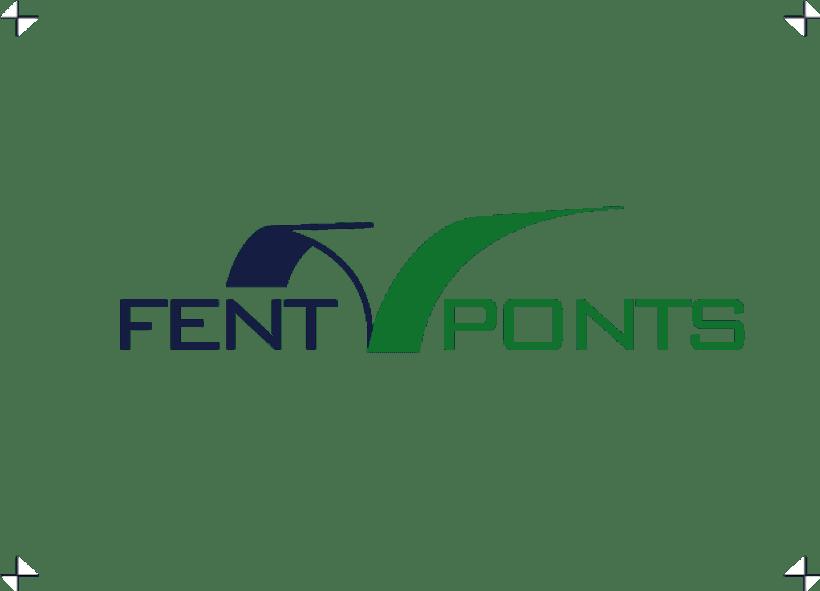 Logotipo Fent Pons 3
