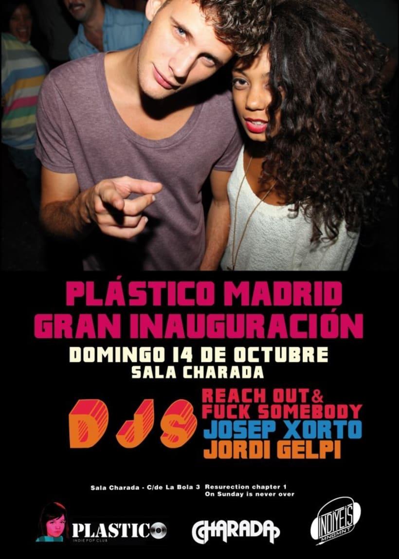 Plastico Poster -1