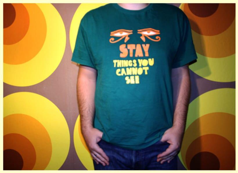 Camiseta Stay -1
