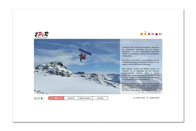 Web cliente 2