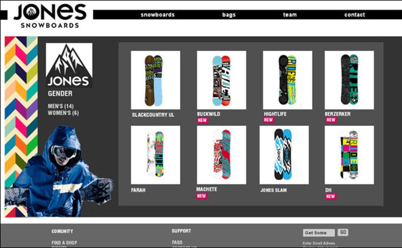 Snowboard Web 0