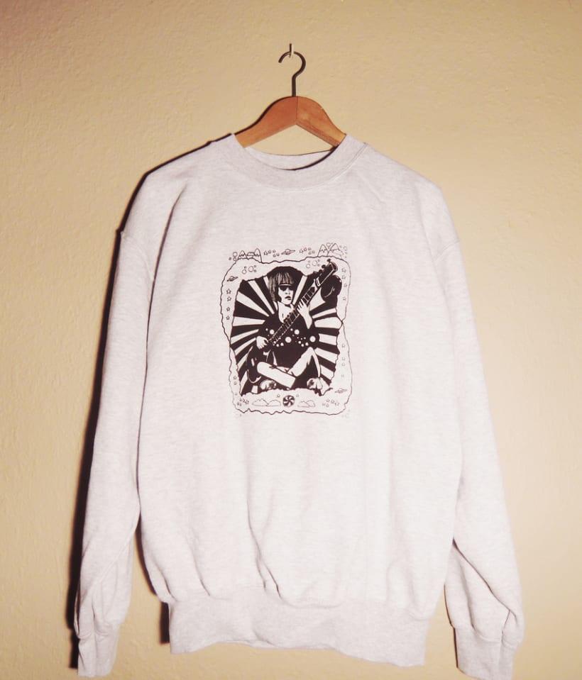 Brian Jones Sweatshirt 0