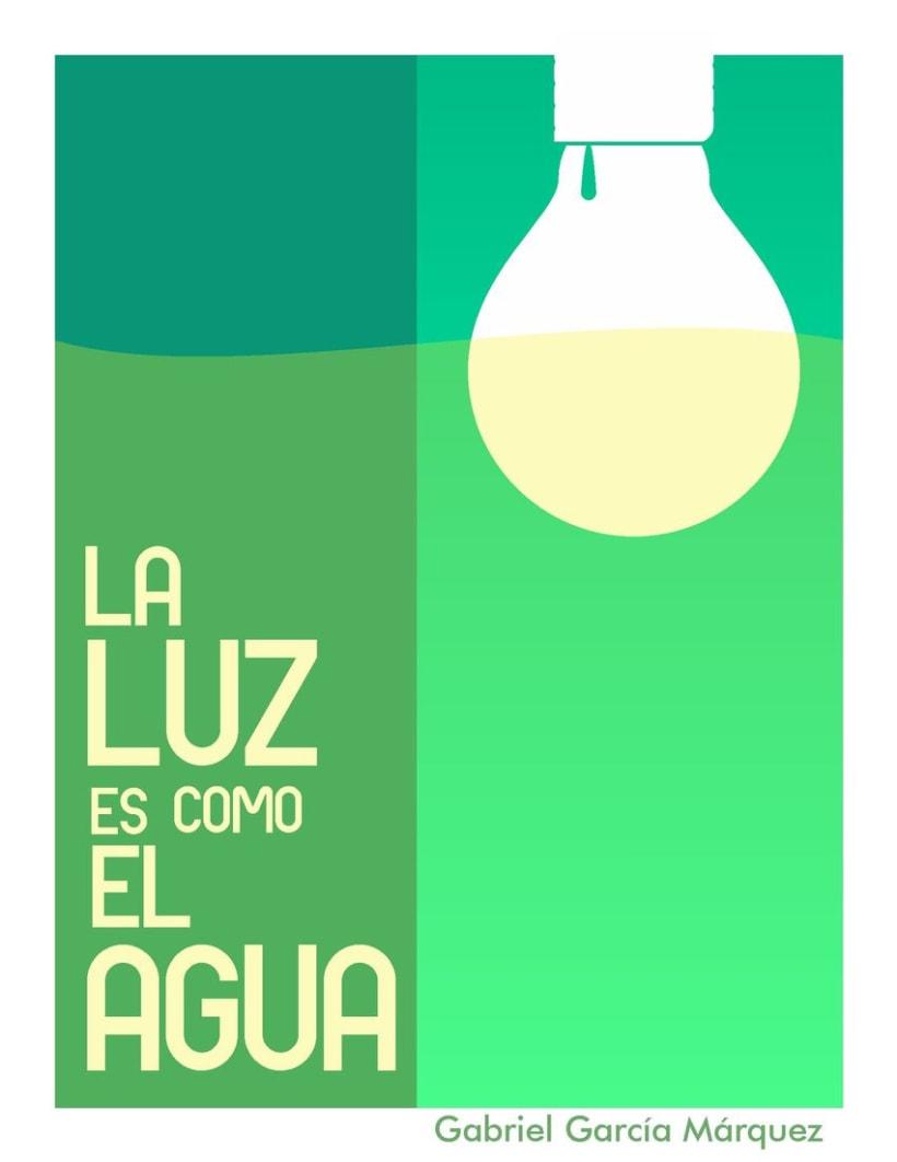 la Luz es como el Agua -1