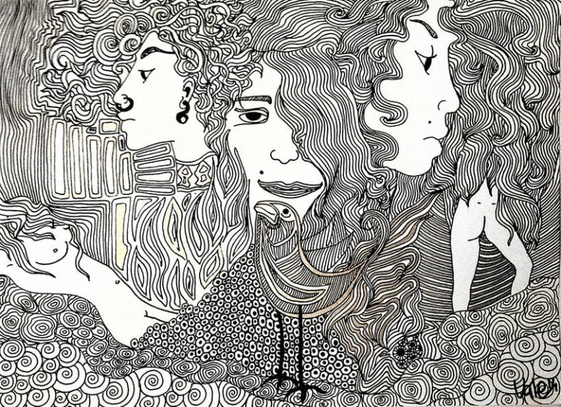 illustrations: people -1