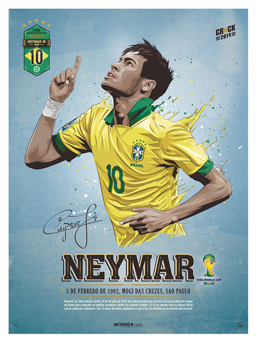 Stars World Cup 2014 6