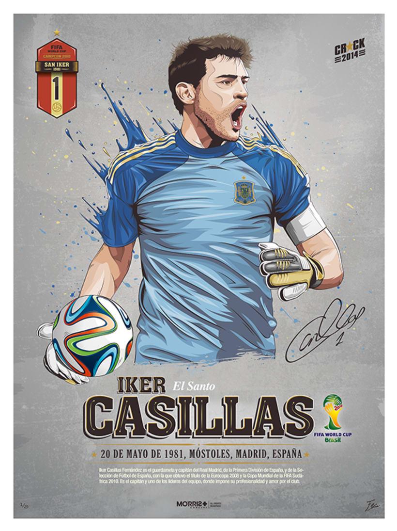 Stars World Cup 2014 16