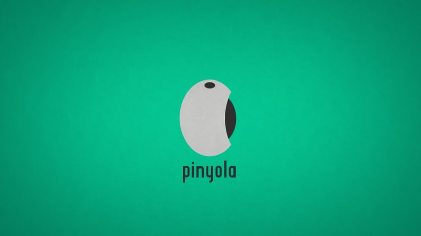 Identidad corporativa Pinyola (video, logo...) 0
